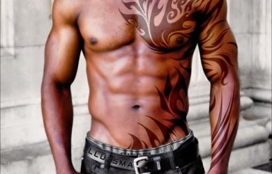 tattoos for black skin